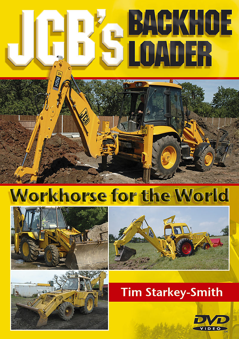 JCB History front cover