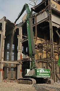 Old Pond Pic 3 62m Demolition
