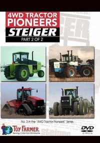 Steiger front cover