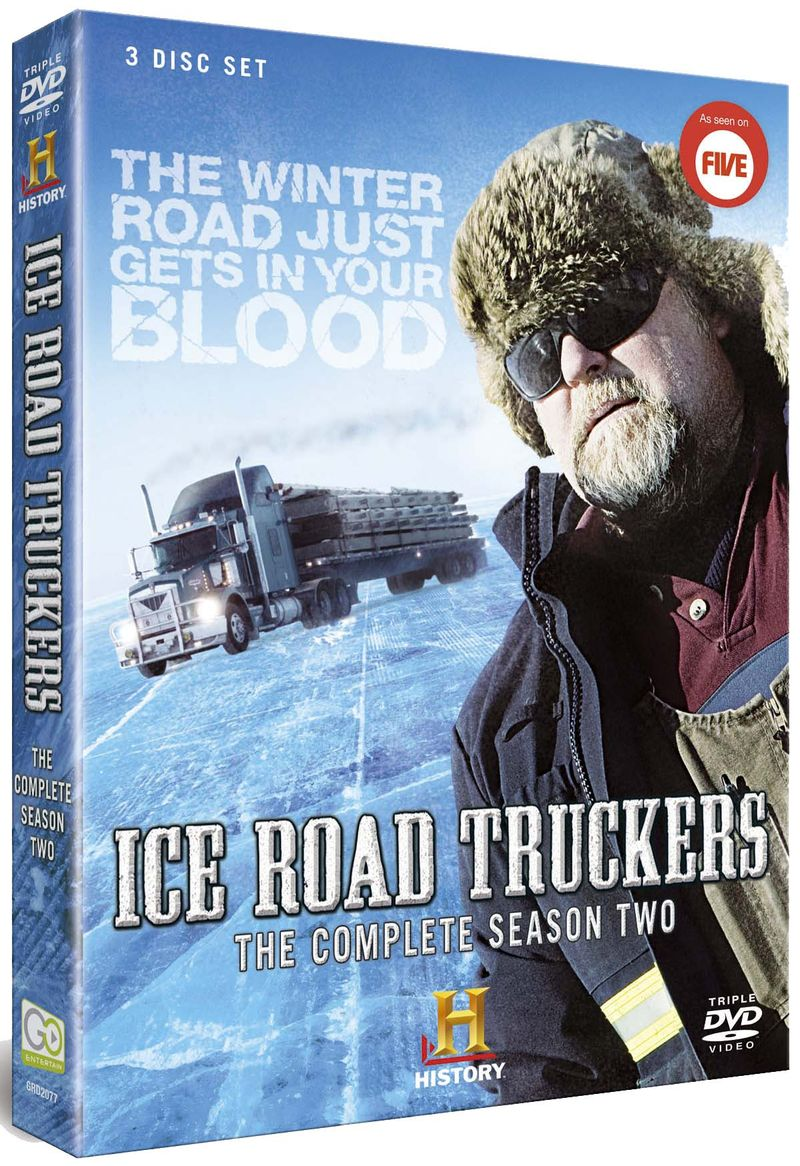 Ice Road Truckers 2 Front Cover