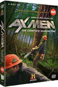 Axe Men Cover 2