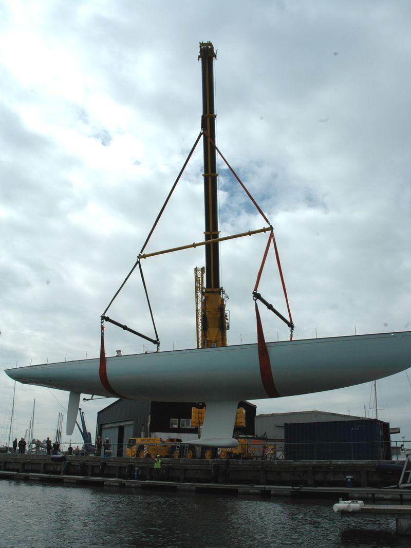 Cranes5 the lift