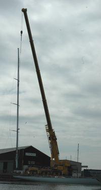 Cranes6 mast