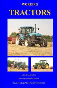 WORKING TRACTORS 1 COVER FRONT
