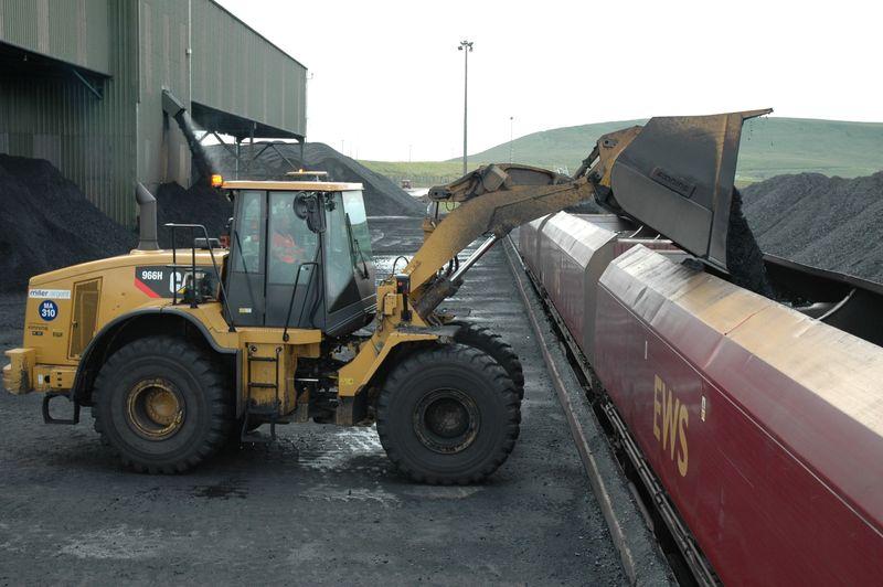 1 loading coal
