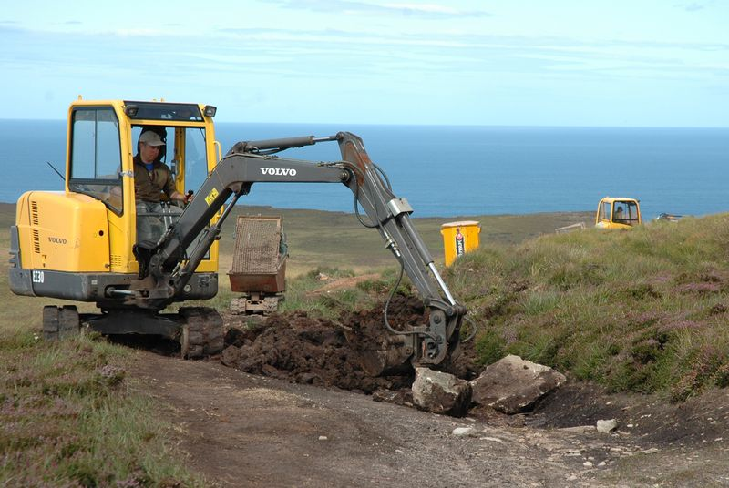 29 Path conservation at Hoy