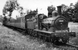 Laxfield -haughley