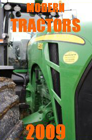 MODERN TRACTORS COVER MOCK-UP