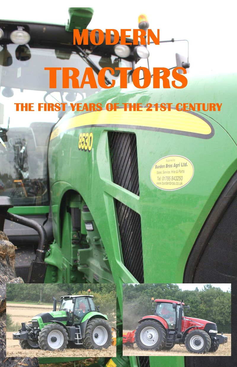 Modern Tractors New