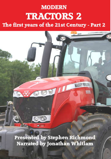 Modern Tractors 2 Cover