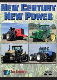 New Century New Power Cover