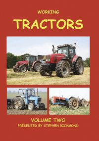 Working Tractors Vol 2 front cover