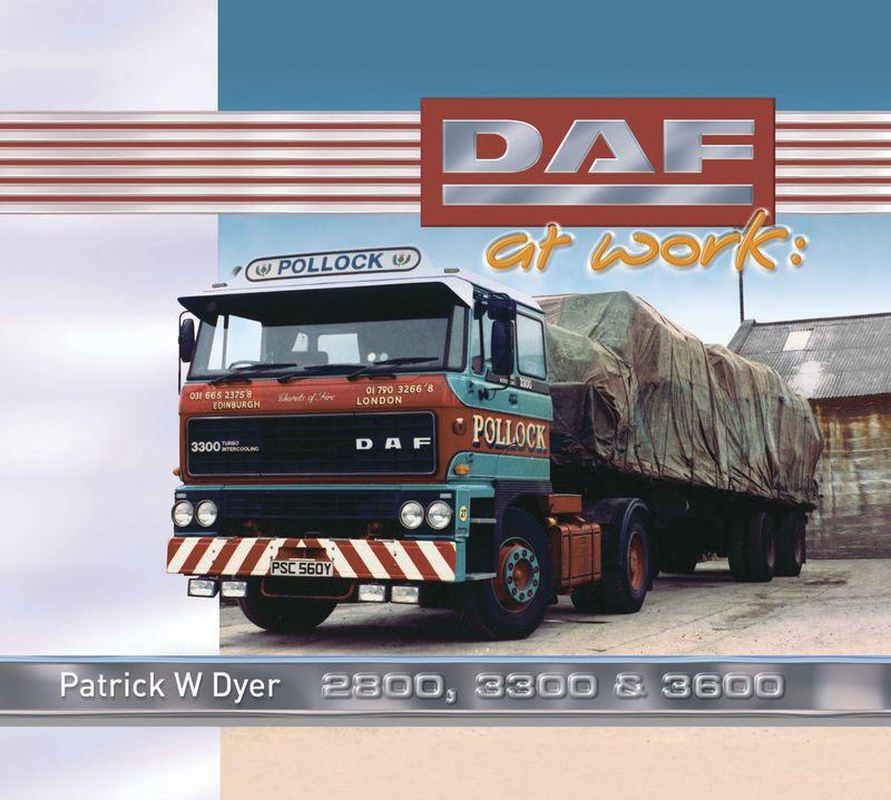 DAF at Work book cover