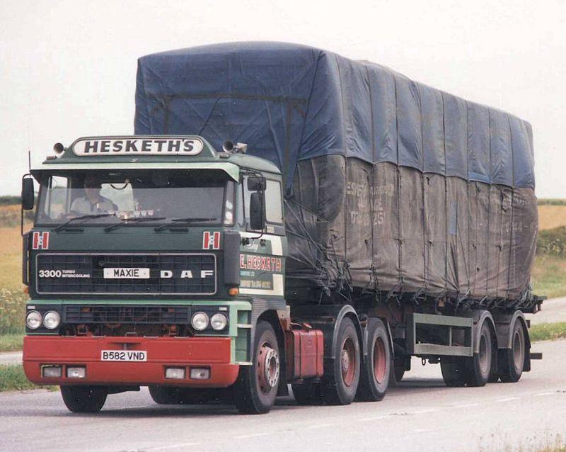 Hesketh's DAF 3300