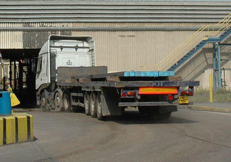 16 Billets transported out of Thamesteel