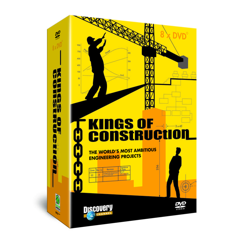 Kings of Construction cover