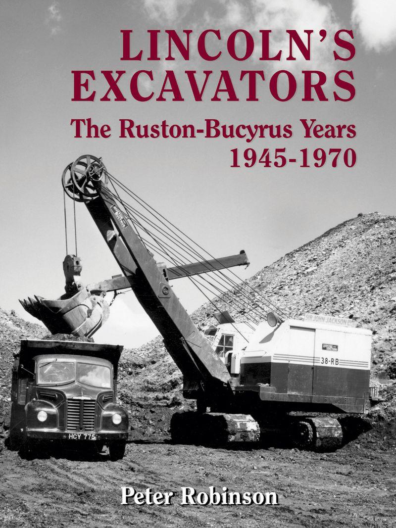 Lincoln's Excavators Pt 3 cover