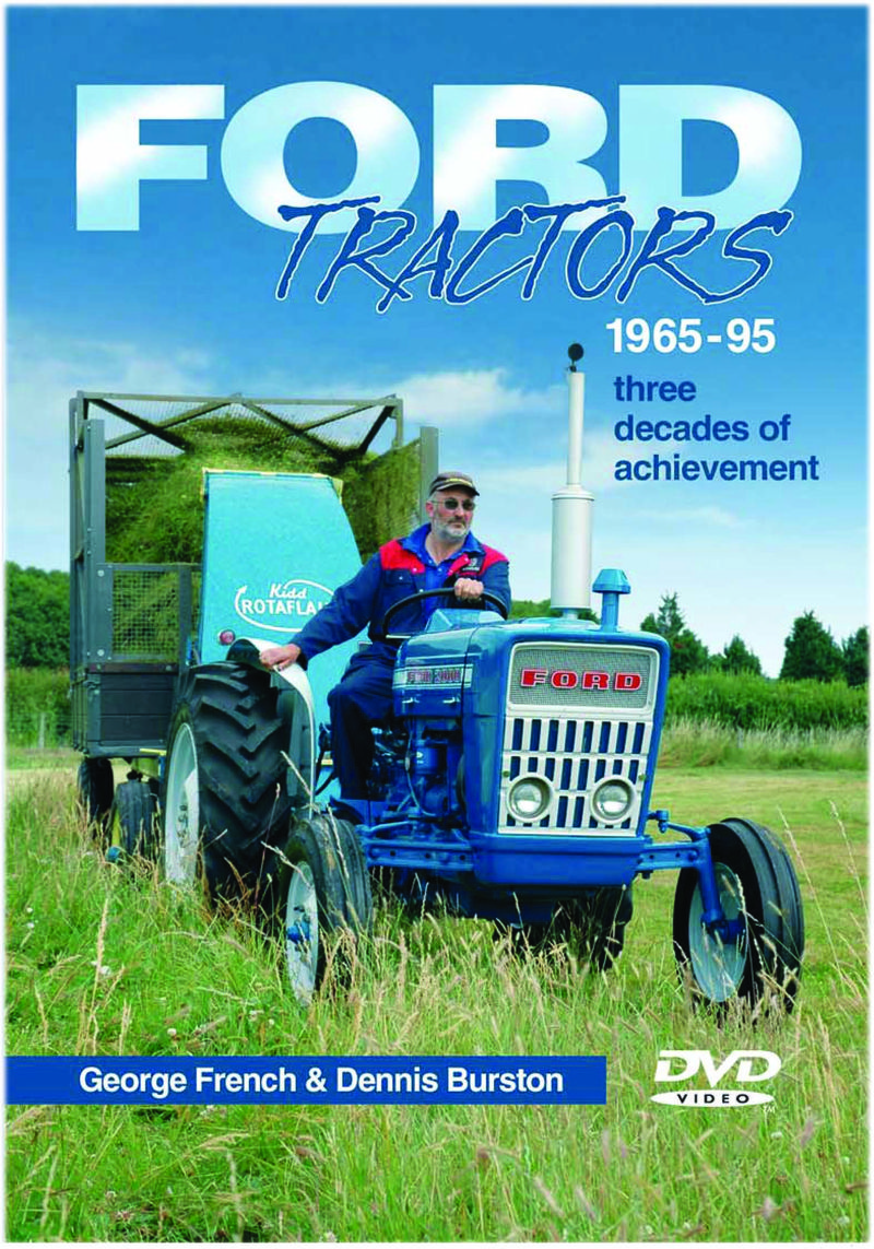 Front cover Ford Tractors 1965-95