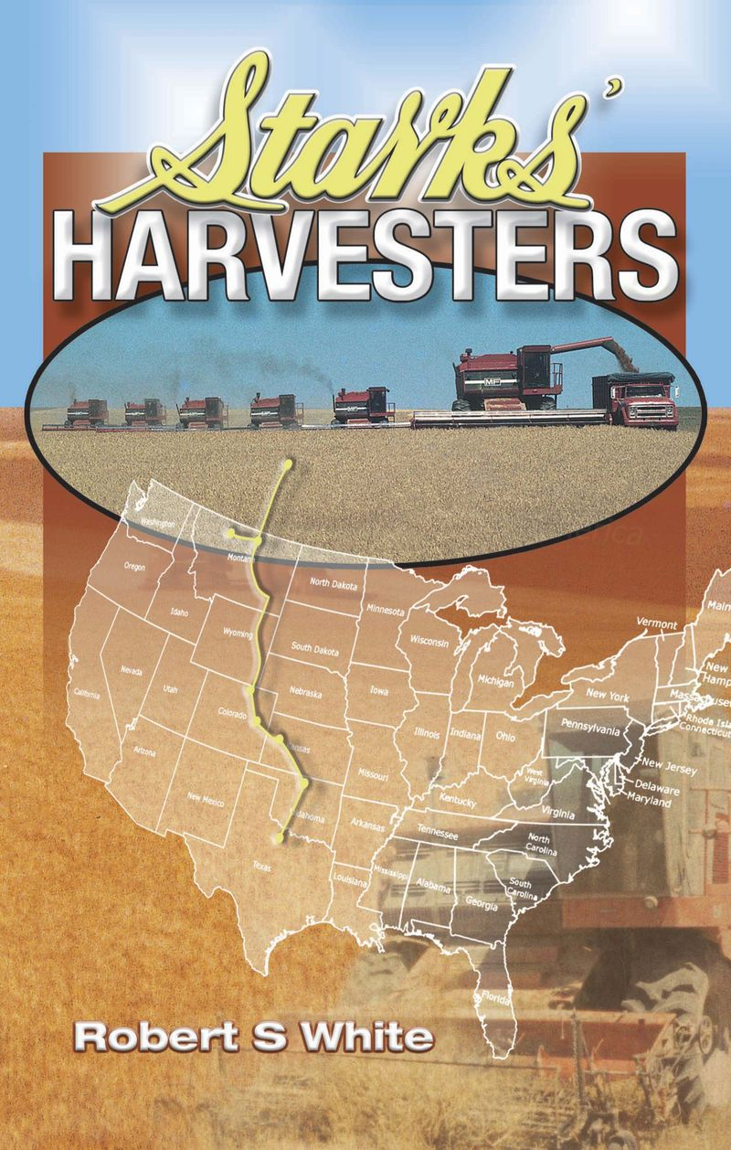Starks Harvesters Front Cover