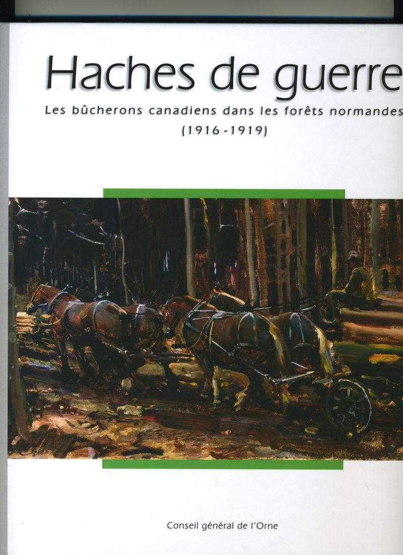 Haches de Guerre cover079
