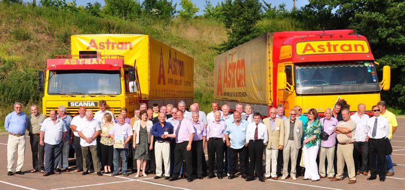 Astran drivers get-together June 2010