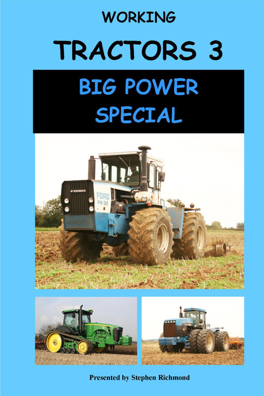 WORKING TRACTORS 3 COVER