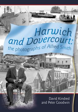 Harwich and Dovercourt book front cover
