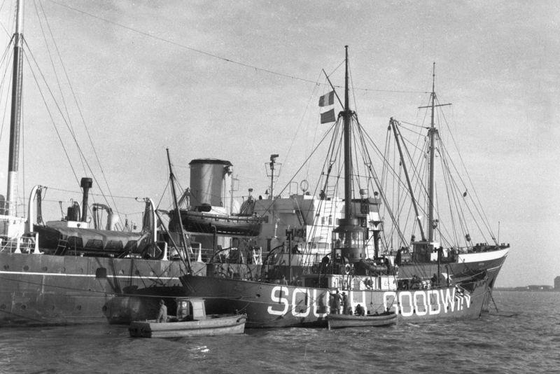South Goodwin Light Vessel, Harwich