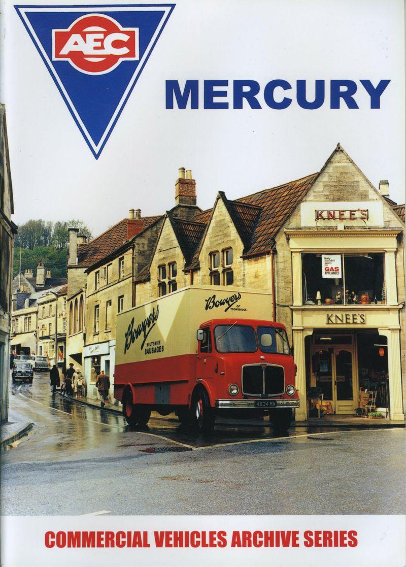 AEC Mercury book