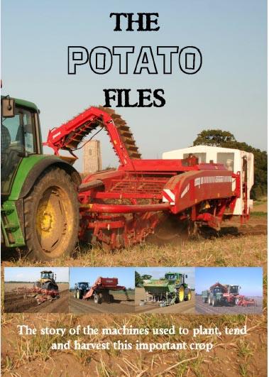 Potato Files front cover