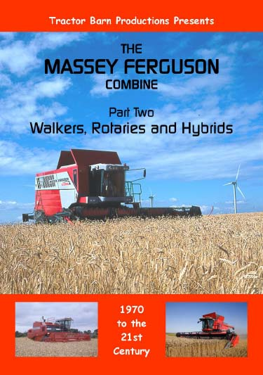 MF Combines 2 front cover