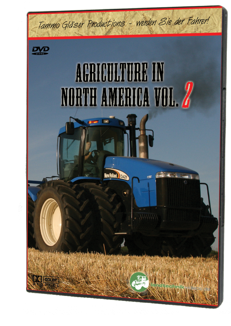 Ag in N America vol 2 cover