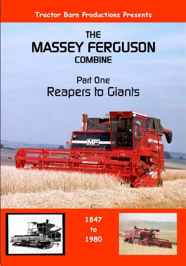 MF Combines 1 front cover