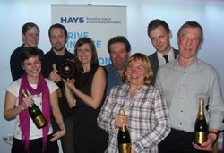Old Pond Publishing Quiz winners