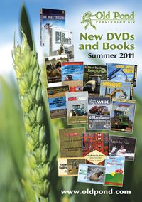 Summer catalogue 2011 cover