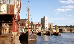 Ipswich Dock 1964