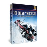 Ice Road Truckers Season 4 cover