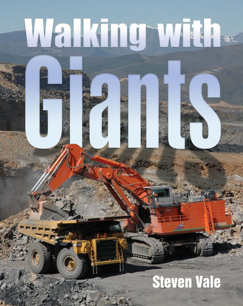 Front cover Walking with Giants