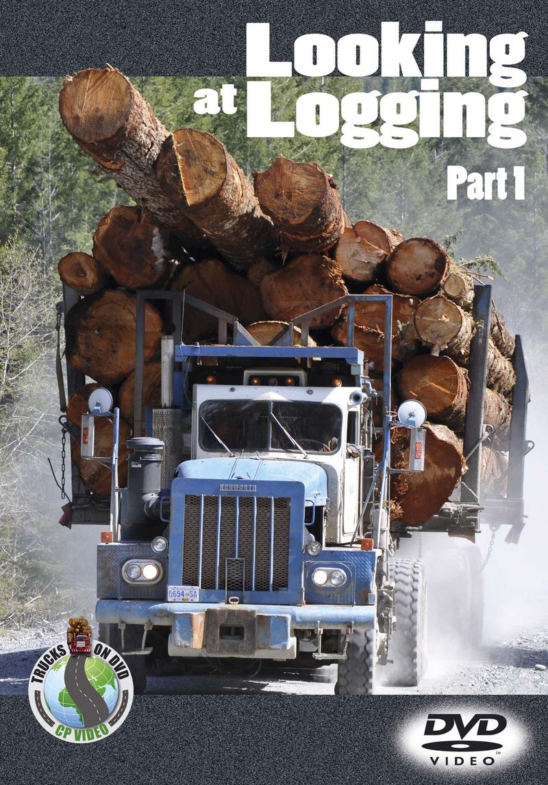 Looking at Logging 1 front cover