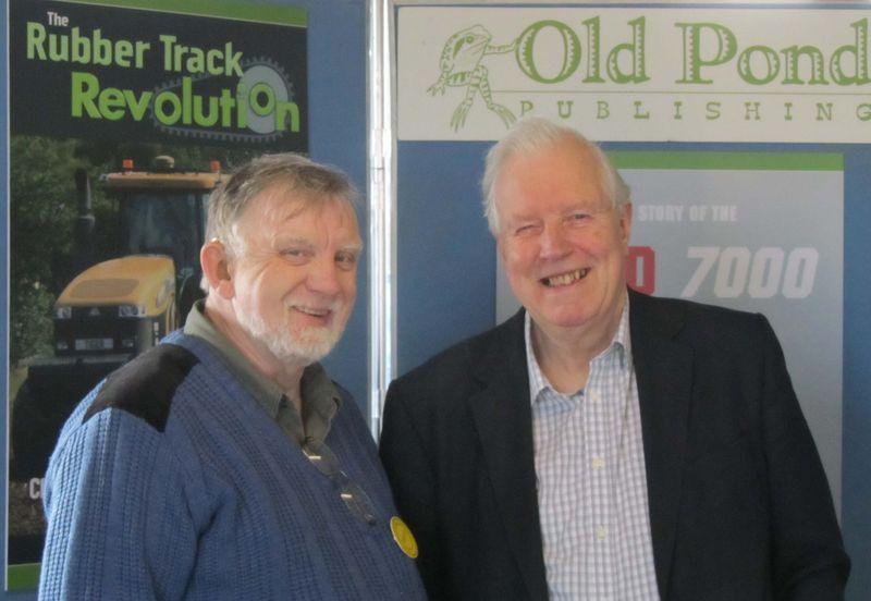 David Walker and John Kirkham