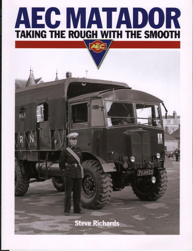 AEC Matador front cover