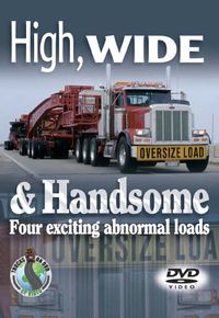 HIgh, wide & handsome DVD cover