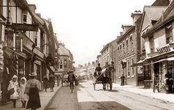 St Matthews Street 1897