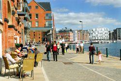 Ipswich Dock 2009
