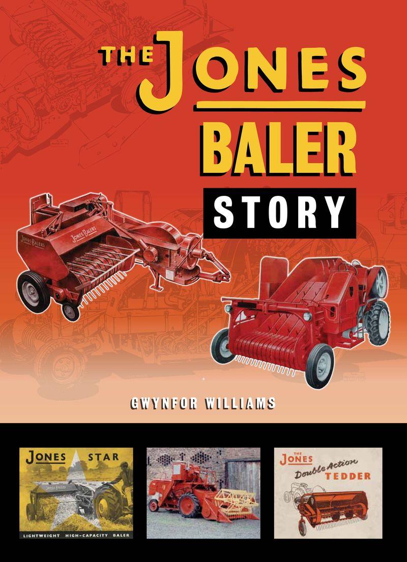 Jones Balers front cover