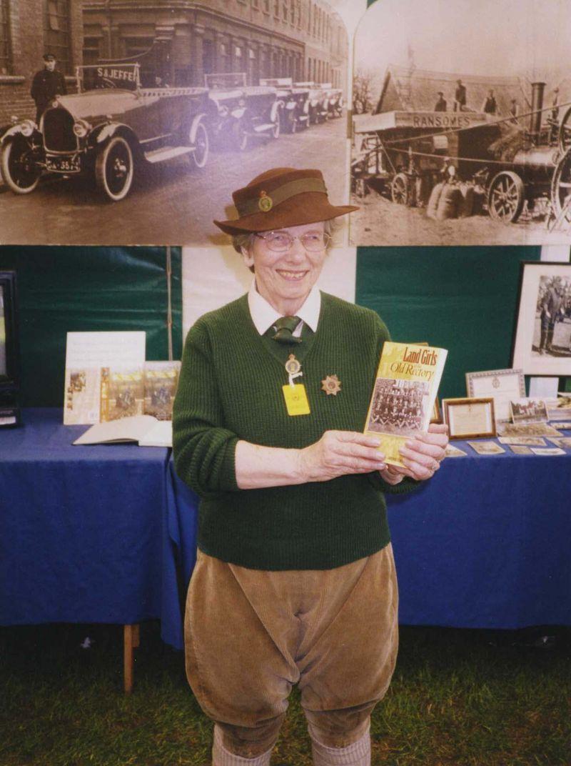 Irene Grimwood's book launch 2000