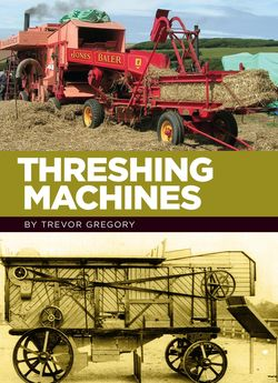 Threshing Machines front cover