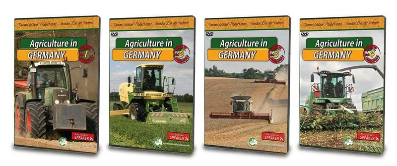 Cover group photo Farming in Germany
