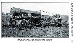 Bates Steel Mule