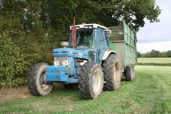 Ford 7810 II for DOE 2